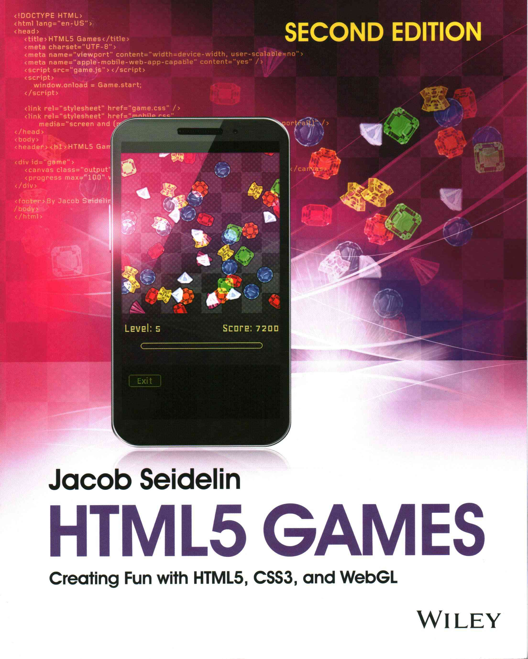 Html5 Games By Seidelin, Jacob